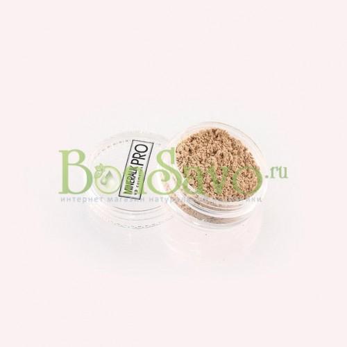 Тени минеральные для век Beige 102 Mineralik PRO