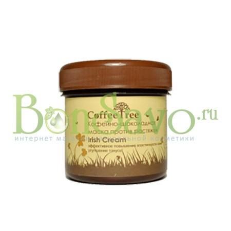 Кофейно-шоколадная маска против растяжек «Irish Cream» Серия CoffeeTree 100 гр