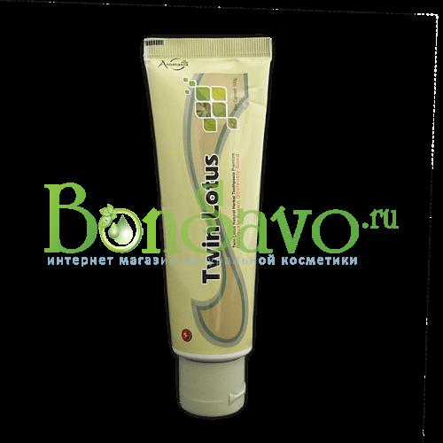 Зубная паста Herbal Twin Lotus Premium с лекарственными травами и минеральной водой, 40 гр